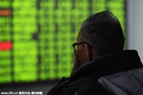 La Bolsa de Shangai