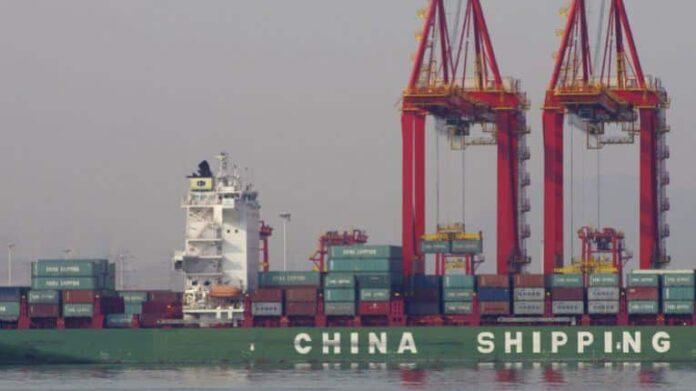 Las exportaciones de China cayeron un 6,6 por ciento interanual en enero