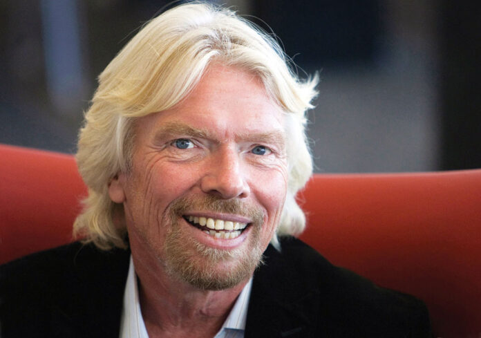 Vida de Richard Branson