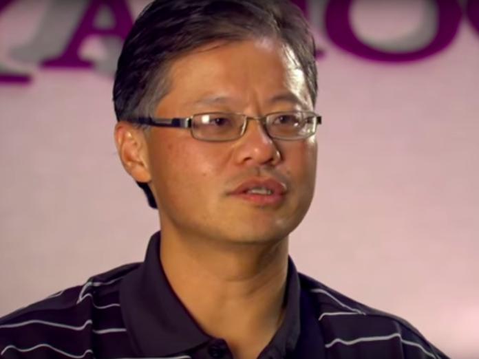 Historia breve de Jerry Yang