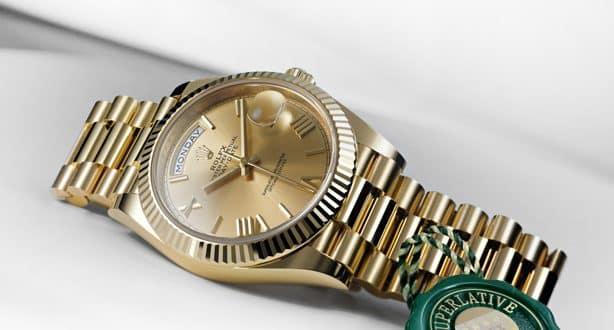 Origen de la marca Rolex