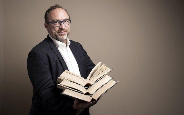 Resultado de imagen para Jimmy Wales