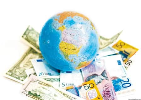 Concepto de deuda externa