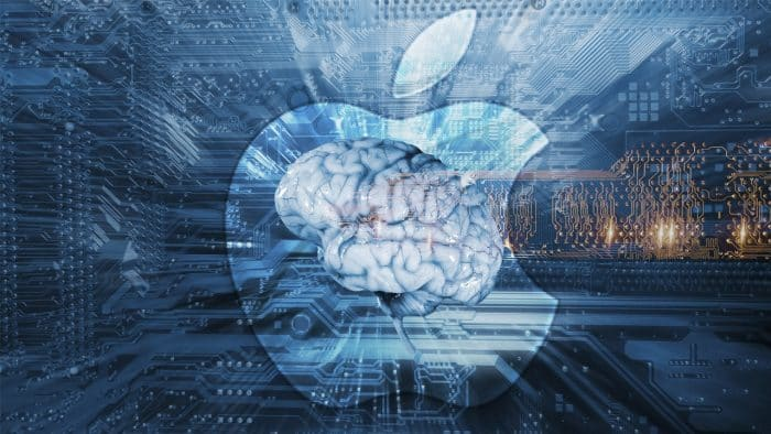 Apple y la inteligencia artificial .