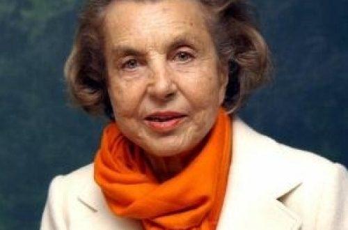 Breve historia de Liliane Bettencourt