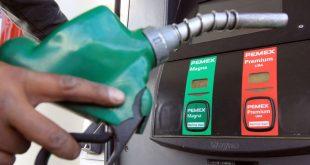 Gasolina en México más cara que en Colombia Estados Unidos y Rusia