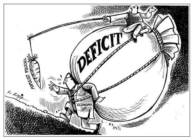Tipos de déficit