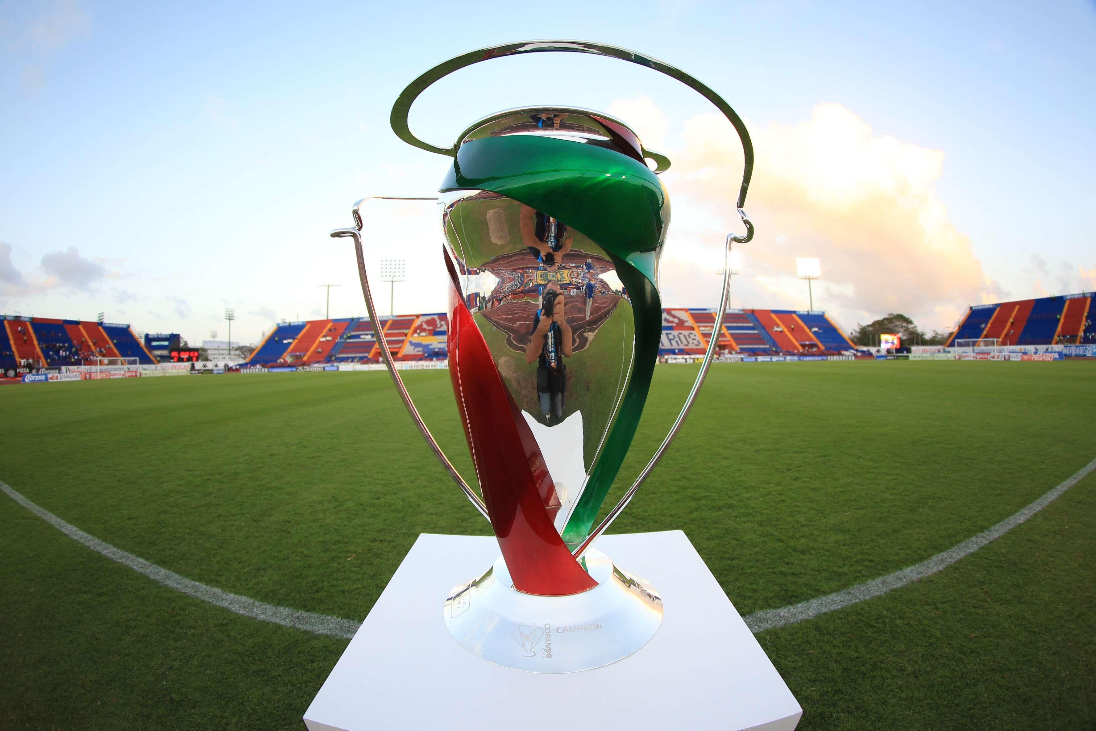 Regresa a la acción la gloriosa Copa MX