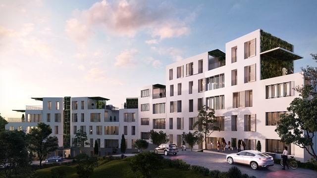 Las viviendas verticales en el nuevo estilo de vida for Estilos de viviendas