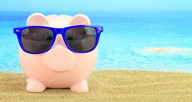Consejos para ahorrar en vacaciones