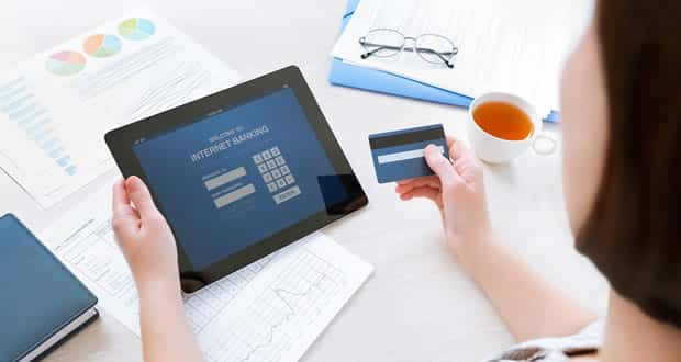 Transferencias bancarias por internet