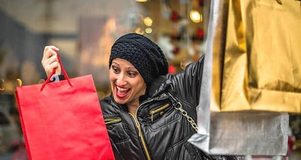 Cómo evitar caer en una adicción a las compras