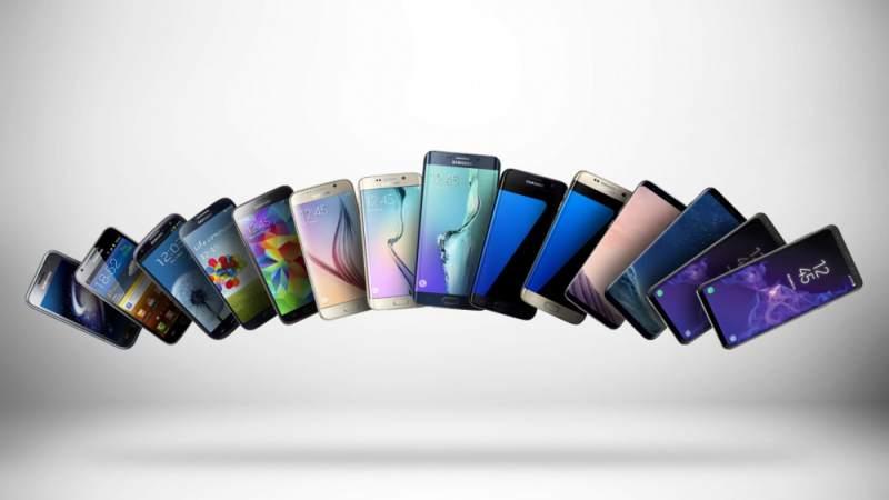 Cuándo comenzaron a crear teléfonos móviles