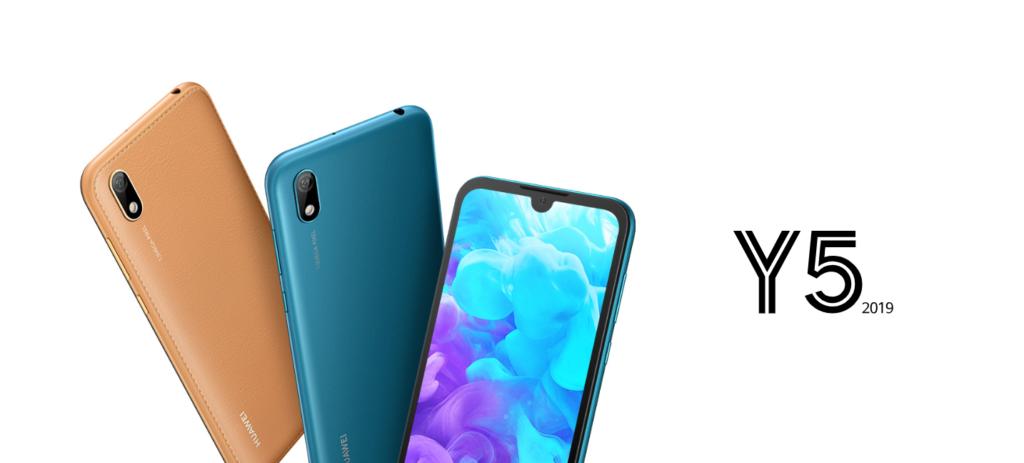 Comprar un teléfono Huawei Y5 por menos de 100 $