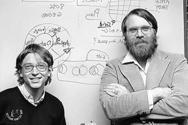 Quién fundó Microsoft
