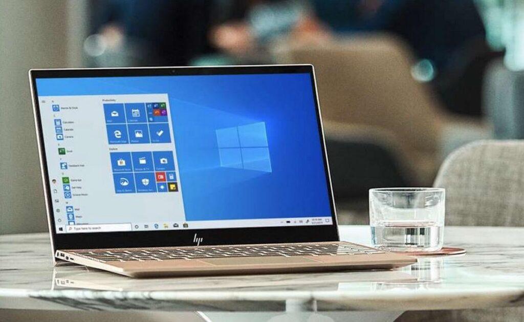 Nueva actualización para Windows 10