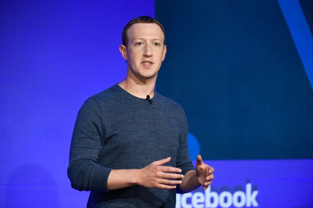 Biografía de Mark Zuckerberg
