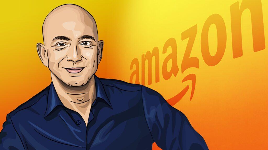 Jeff Bezos - Creador de Amazon