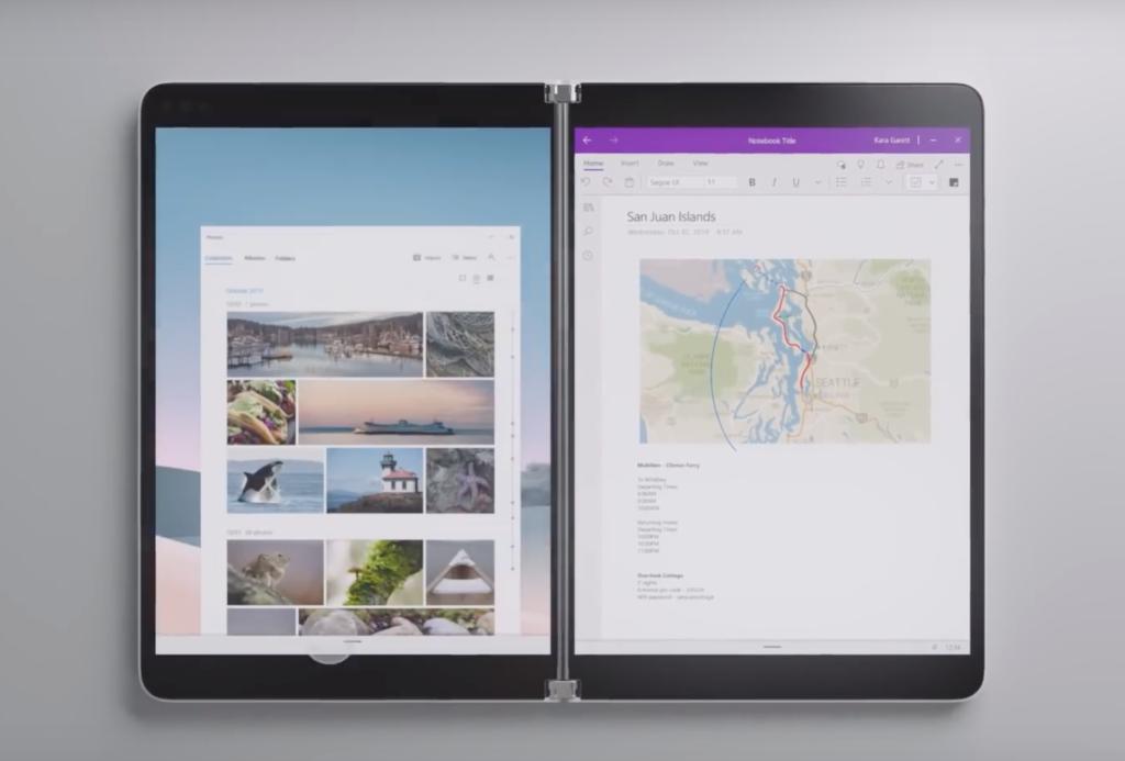 Nuevo sistema operativo Windows 10X