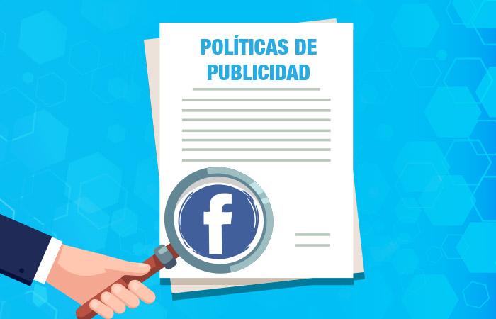 Cambios en las políticas de Facebook
