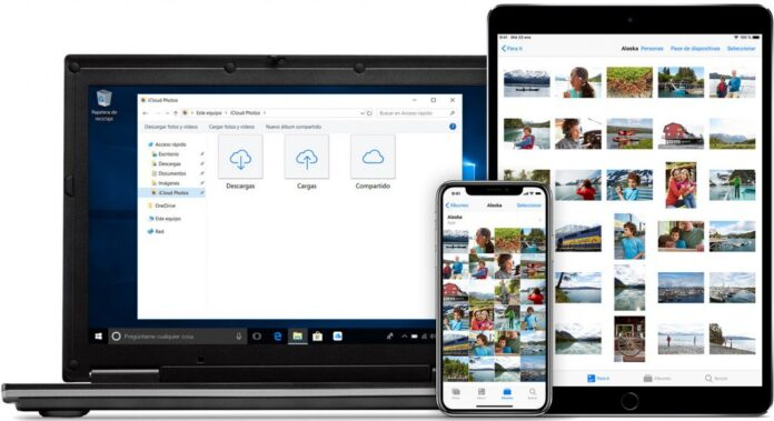 Cómo enviar archivos desde iPhone a PC