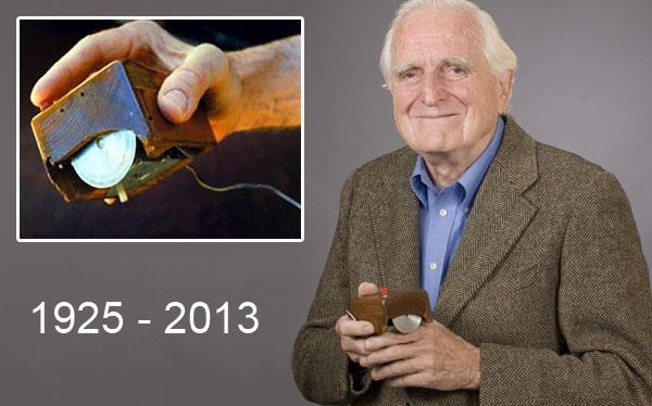 Quién es Douglas Engelbart
