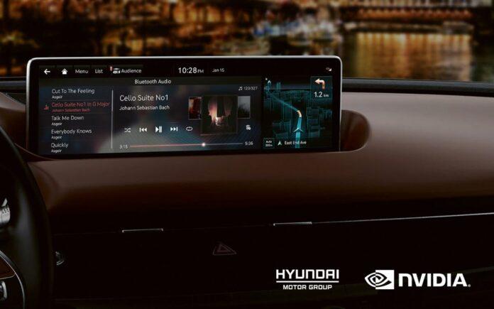 Hyundai y NVIDIA