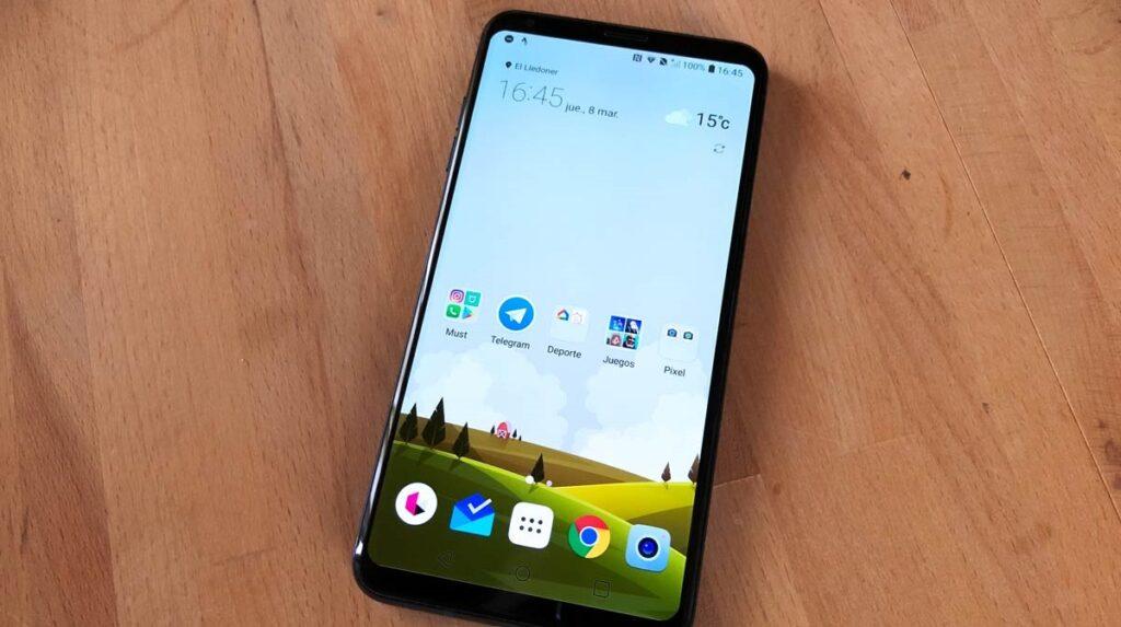 colocar video en Android