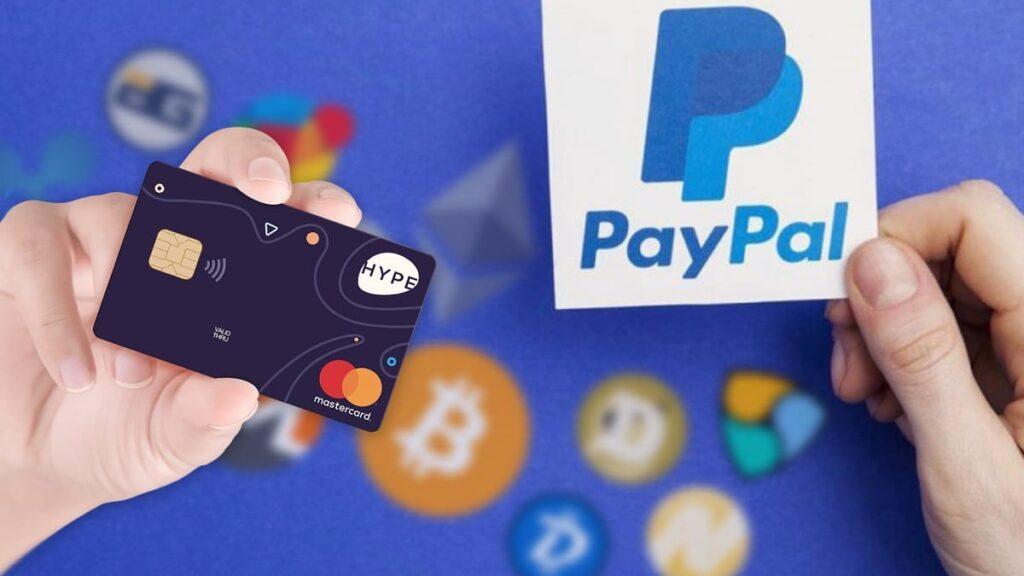 Nueva función de PayPal
