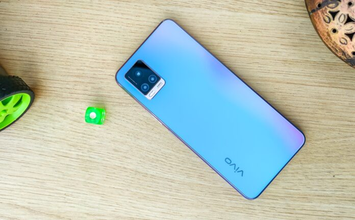 Smartphone Vivo V20