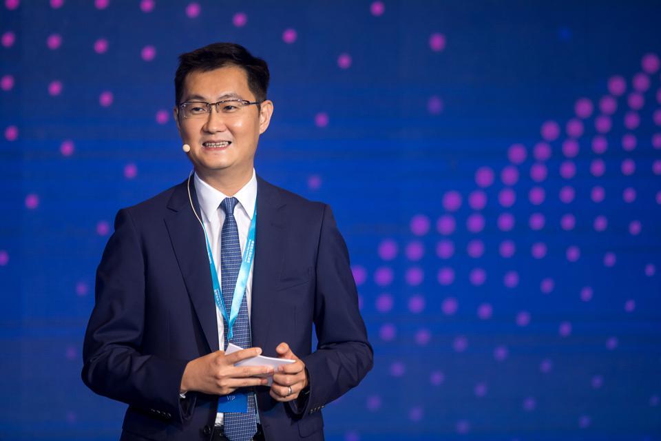 Fundador de Tencent