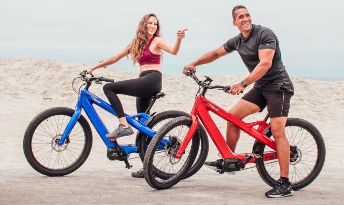La bicicleta eléctrica y plegable más ligera del momento
