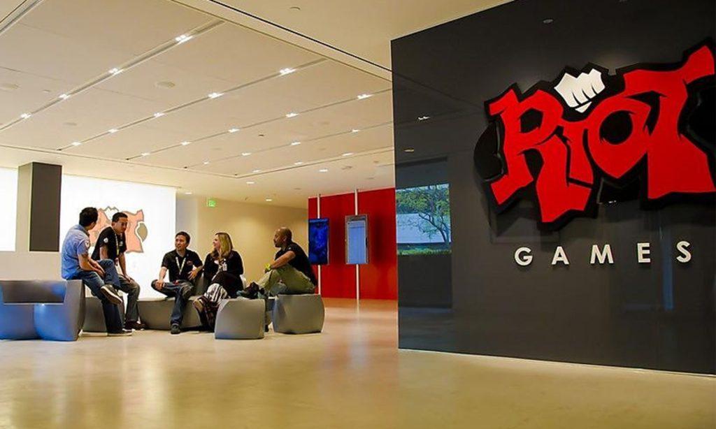 Historia de Riot Games